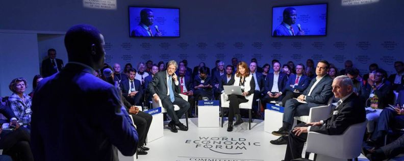 What I learned at Davos