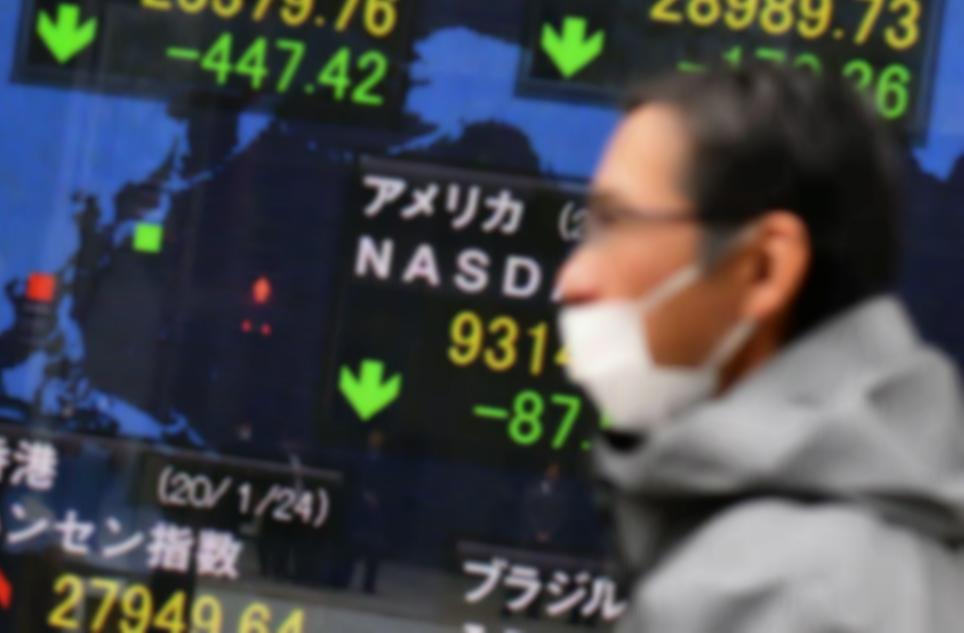 What The Coronavirus Tells Us About Stocks and Bonds