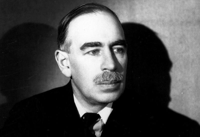 TINA, Meet Keynes