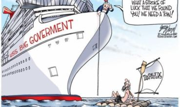 Big government or better government?
