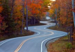 A Bend In The Road?
