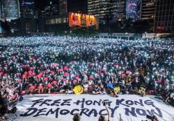 Hong Kong is the Berlin of the 21st Century