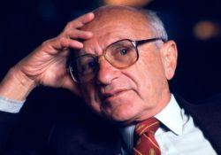 Gold? Bitcoin? It's worth revisiting Milton Friedman