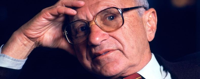 Gold? Bitcoin? It's worth revisiting Milton Friedman