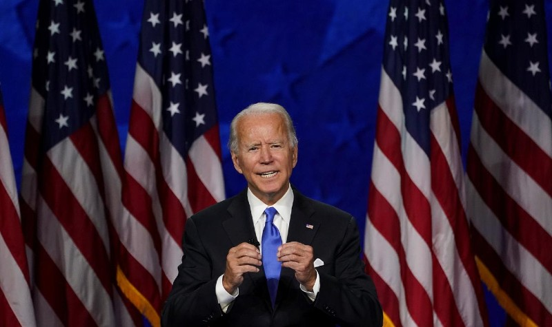 Joe Biden, Redemption and The American Dream