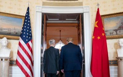 America Must Mend Many Fences on Trade
