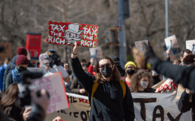 A Global Tax Deal for the Rich, Not the Poor