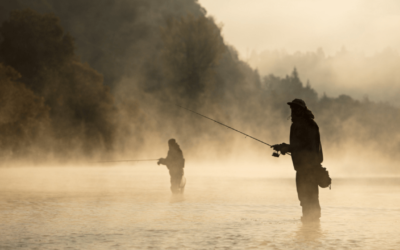 Fly Fishing for the Fed
