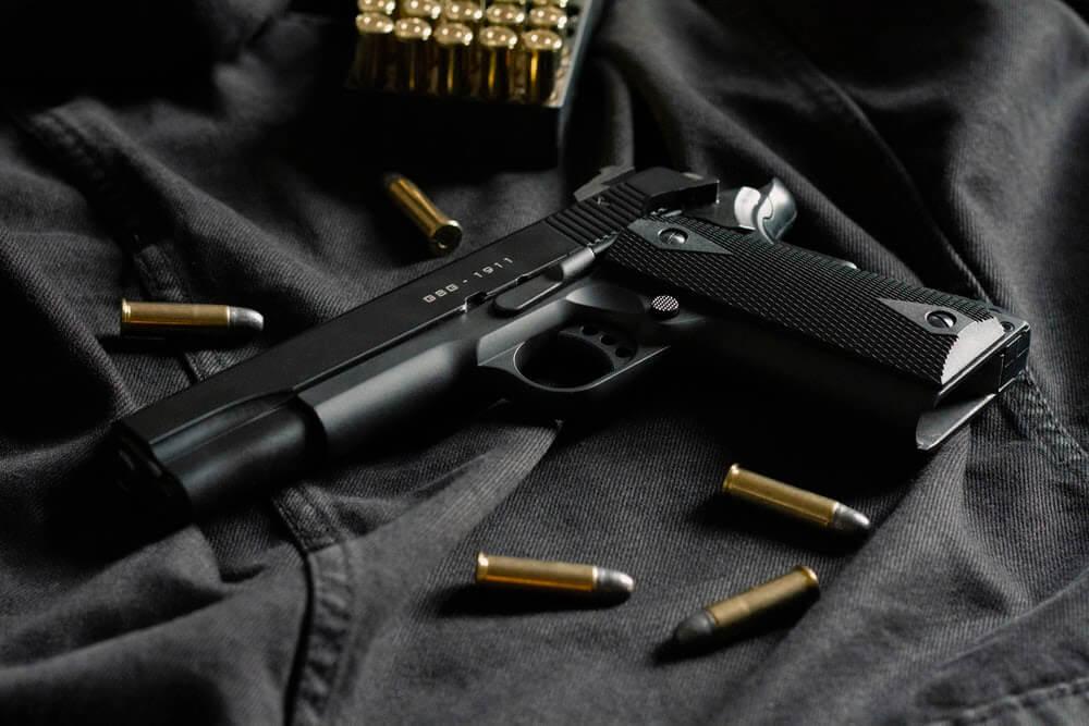 Guns and Taxes